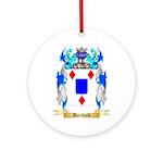 Barthold Ornament (Round)