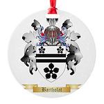 Bartholat Round Ornament