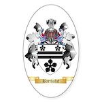 Bartholat Sticker (Oval 10 pk)