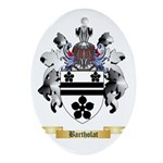 Bartholat Ornament (Oval)
