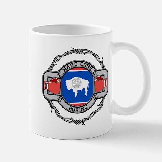 Wyoming Boxing Mug