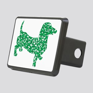 St. Patricks Day Dachshund Doxie Hitch Cover