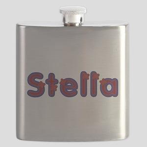 Stella Red Caps Flask