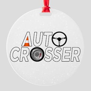 Auto Crosser Ornament