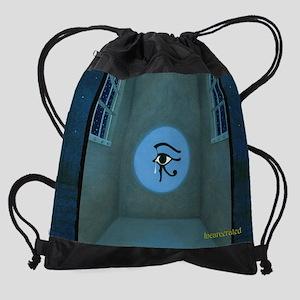 In Carcerated Drawstring Bag