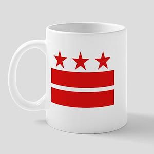 3 Stars 2 Bars Mug
