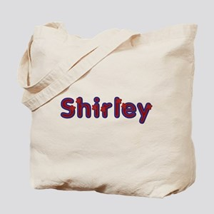 Shirley Red Caps Tote Bag