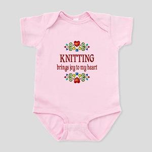 Knitting Joy Infant Bodysuit