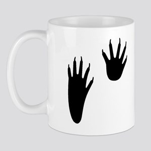 Raccoon Tracks Mug