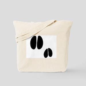 Javelina Tracks Tote Bag