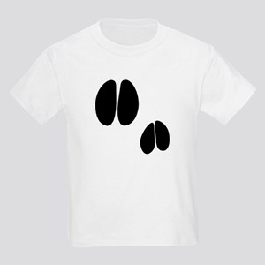 Javelina Tracks Kids T-Shirt