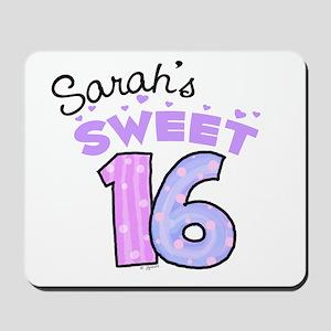 Sarah 16 Mousepad