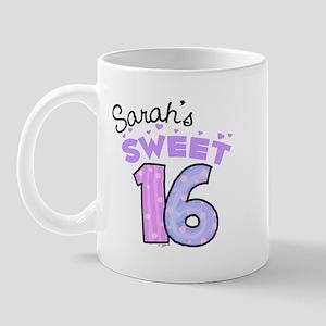 Sarah 16 Mug