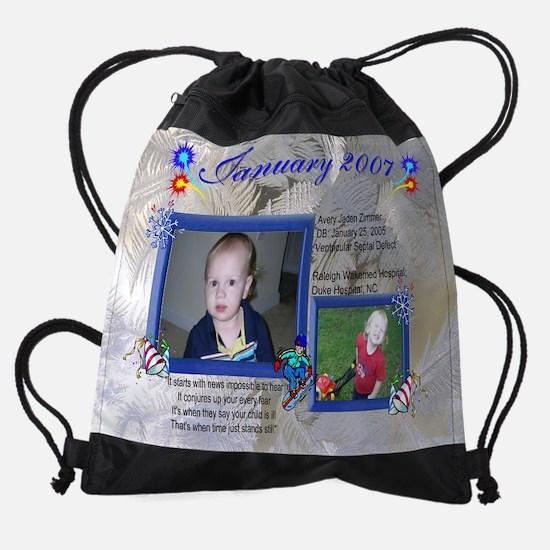 Jan2007b.JPG Drawstring Bag