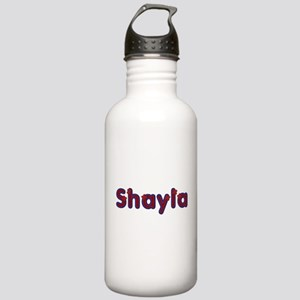 Shayla Red Caps Water Bottle