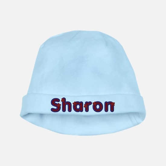 Sharon Red Caps baby hat