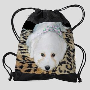 SOPHIE FROGGIE CALENDAR Drawstring Bag