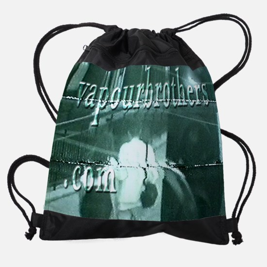 vapourmouse2.jpg Drawstring Bag