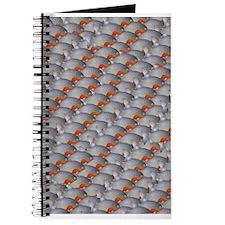 School of Piranhas 2 fish Journal