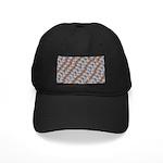 School of Piranhas 2 fish Baseball Hat