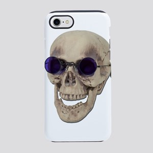 SkullPurpleGlasses121611 iPhone 7 Tough Case