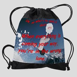 Page7 Drawstring Bag