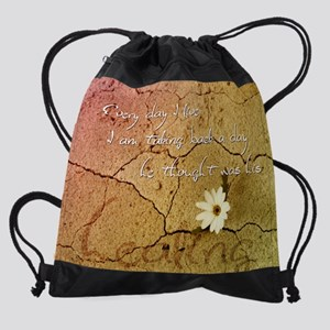 calendar5.png Drawstring Bag