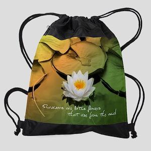 calendar12.png Drawstring Bag