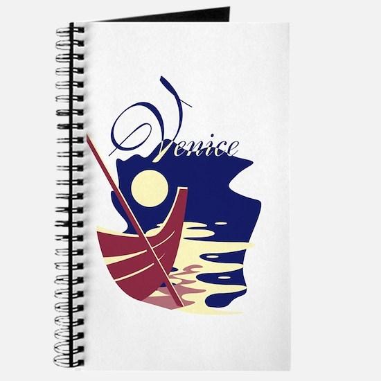 Venice Boat Journal