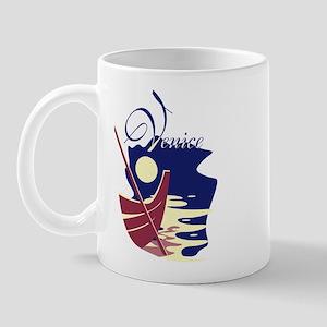 Venice Boat Mug