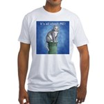 All About Me Fitted T-Shirt