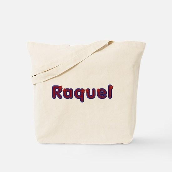 Raquel Red Caps Tote Bag