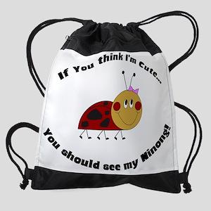 ladybugninong Drawstring Bag