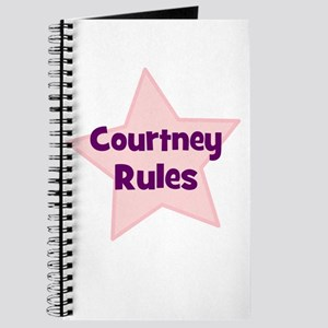 Courtney Rules Journal