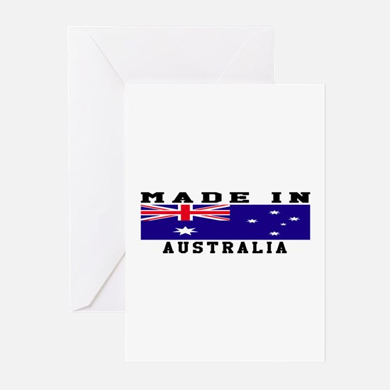 Australia Made In Greeting Cards (Pk of 10)