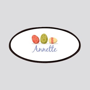 Easter Egg Annette Patches
