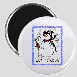 Let It Snow Magnet
