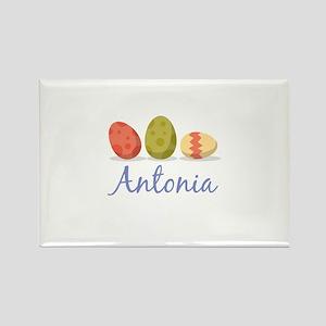 Easter Egg Antonia Rectangle Magnet