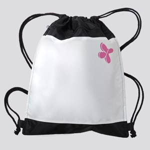 physician assistant white Drawstring Bag