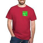 New York Christmas Dark T-Shirt