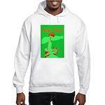 New York Christmas Hooded Sweatshirt