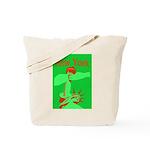 New York Christmas Tote Bag
