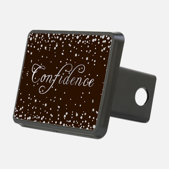 Confidence with diamonds Hitch Cover