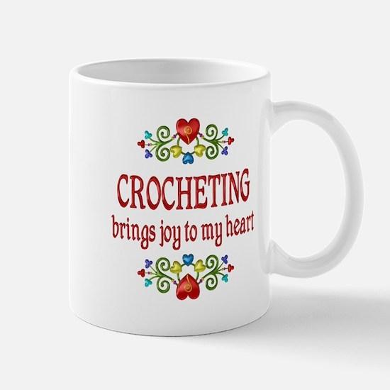Crocheting Joy Mug
