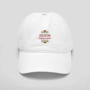 Crocheting Joy Cap