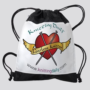KDFearlessweb Drawstring Bag