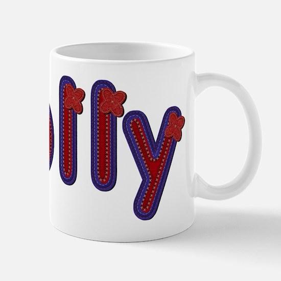 Molly Red Caps Mug
