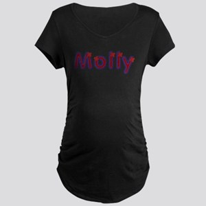 Molly Red Caps Maternity T-Shirt