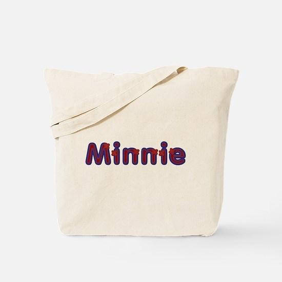 Minnie Red Caps Tote Bag