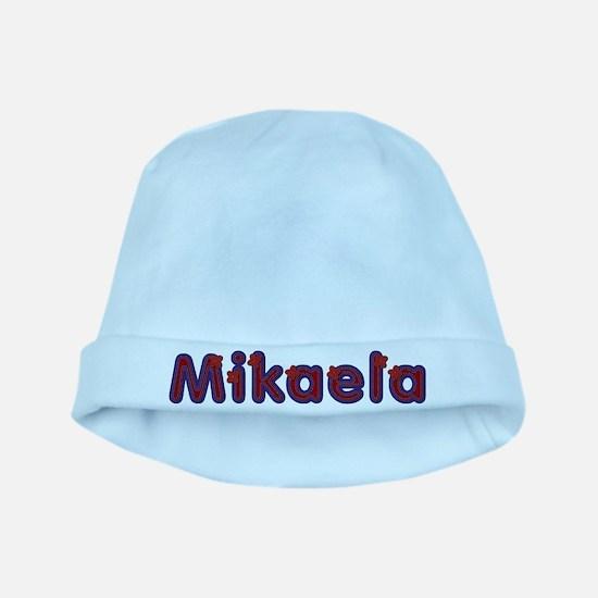 Mikaela Red Caps baby hat